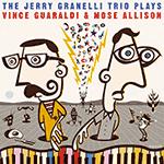 Jerry Granelli Trio – Plays Vince Guaraldi & Mose Allison (Cover)