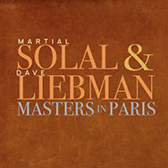 Martial Solal & Dave Liebman – Masters In Paris (Cover)