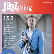 Jazz thing #135 Nils Wülker (Cover)