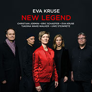 Eva Kruse – New Legend (Cover)