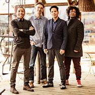 Leandro Saint Hill Quartet (Foto: Tim Ohnsorge)