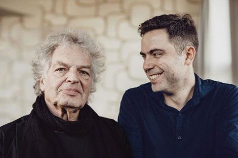 Joachim Kühn & Mateus Smozcynski (Foto: Tomasz Sagan)