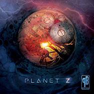 Panzerballett – Planet Z (Cover)