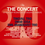 Various Artists – The Concert – 20 Years Skip Records Live at Laeiszhalle Hamburg (Cover)