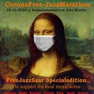 CoronaFree-JazzMarathon