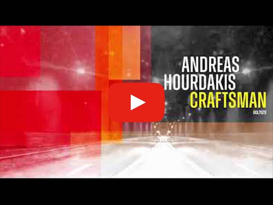Andreas Hourdakis - Craftsman (Screenshot: YouTube)