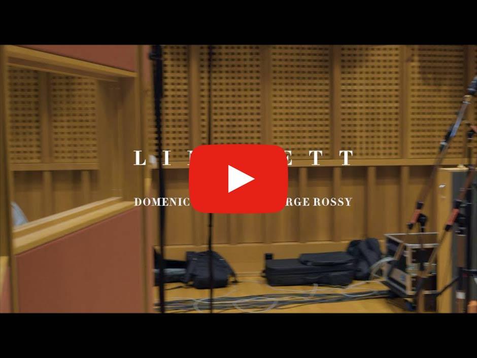 Linntett feat. Jorge Rossy & Domenic Landolf (Screenshot: YouTube)