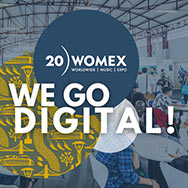WOMEX: We go digital
