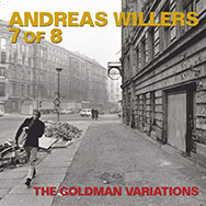Andreas Willers 7 Of 8 – The Goldman Variations (Cover)
