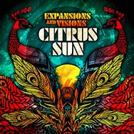 Citrus Sun – Expansions And Visions (Cover)