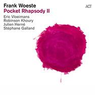 Frank Woeste – Pocket Rhapsody II (Cover)