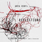 Greg Osby & Florian Arbenz – Reflections On The Eternal Line (Cover)