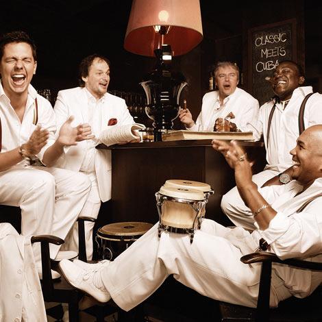 Klazz Brothers & Cuba Percussion (Foto:Mirko Joerg Kellner)