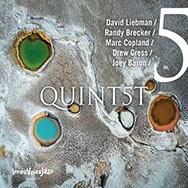 Liebman / Brecker / Copland – Quint5t (Cover)