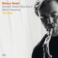 Marius Neset & DR Big Band – Tributes (Cover)
