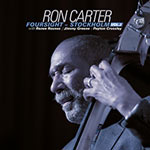 Ron Carter – Foursight – Stockholm Vol. 2 (Cover)
