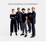 Söhne Mannheims Jazz Department – s/t (Cover)