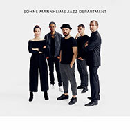 Söhne Mannheims Jazz Department – Söhne Mannheims Jazz Department (Cover)