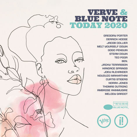Verve & Blue Note Today 2020 (Cover)