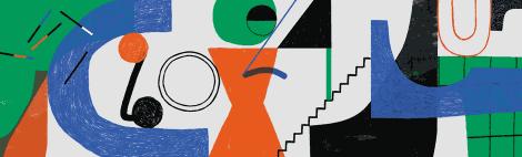 Jazz thing & blue rhythm Jahresplan 2021 (Illustration)