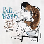 Bill Evans – Live At Ronnie Scott's (Cover)