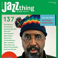 Jazz thing 137 William Parker (Cover, Ausschnitt)