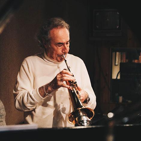 Franco Ambrosetti (Foto: Mariana Meraz)