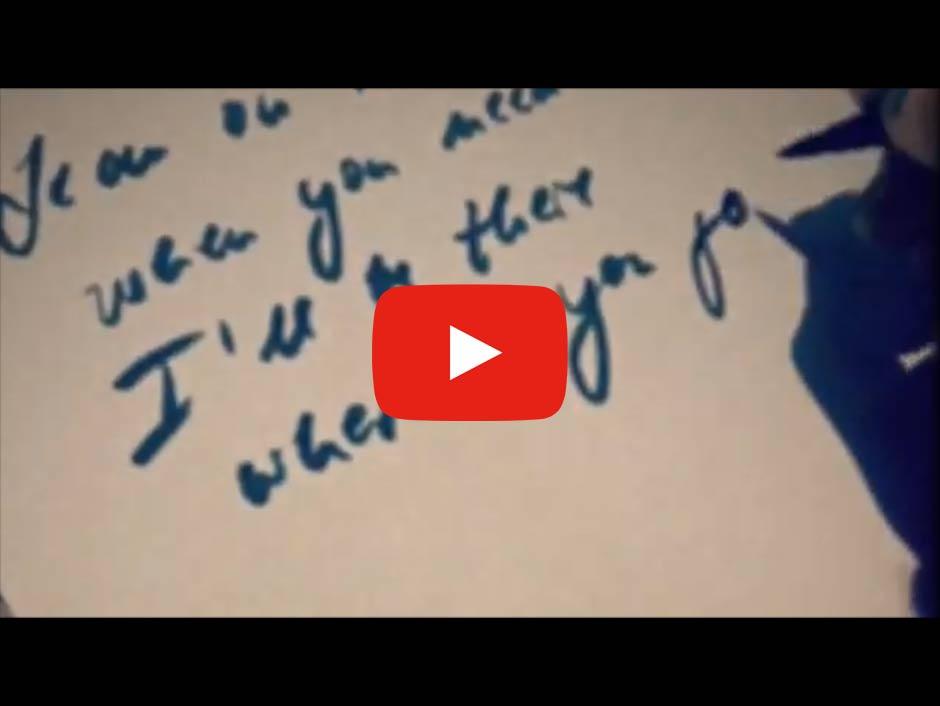 Ada Morghe - Lean On Me (Screenshot YouTube)