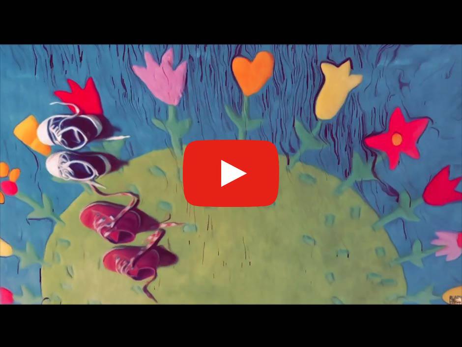 Tilo Weber & Four Fauns - Canon Couperin (Screenshot YouTube)