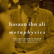Hasaan Ibn Ali – Metaphysics: The Lost Atlantic Album (Cover)
