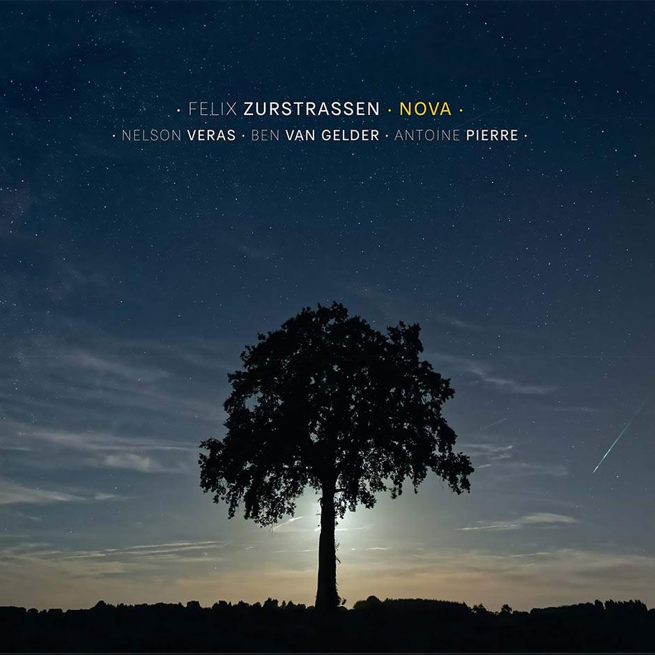 Felix Zurstrassen – Nova (Cover)