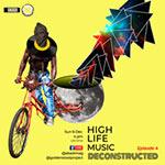 Highlife Music Deconstructed (Grafik: Golden Stool Project)