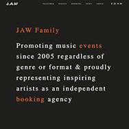 jawfamily.com (Screenshot)