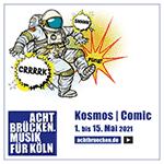 Kosmos   Comic (Grafik: ©Acht Brücken   Valeriy Kachaev)