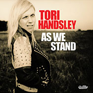 Tori Handsley – As We Stand (Cover)