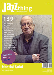 Jazz thing 139 Martial Solal (Cover)