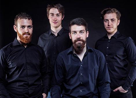 Gilles Grethen Quartet