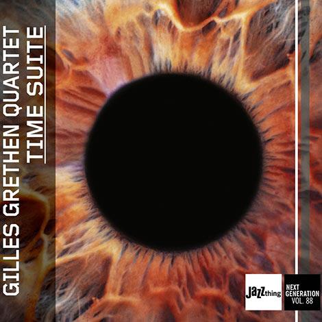 Gilles Grethen Quartet – Time Suite (Cover)
