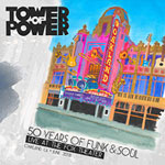 Tower Of Power – 50 Years Of Funk & Soul (Cover)