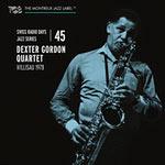 Dexter Gordon Quartet – Swiss Radio Days Jazz Series, Willisau 1978 (Cover)