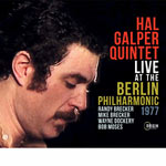 Hal Galper Quintet – Live At The Berlin Philharmonic 1977 (Cover)