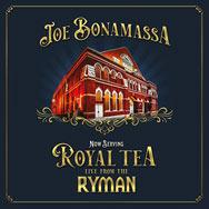 Joe Bonamassa – Now Serving: Royal Tea Live From The Ryman (Cover)