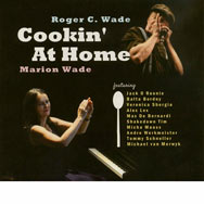 Roger C. Wade & Marion Wade – Cookin' At Home (Cover)