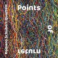 Romano Schubert Quartett – Points Of Return (Cover)