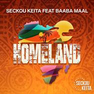 """Sekou Keita """"Homeland"""""""