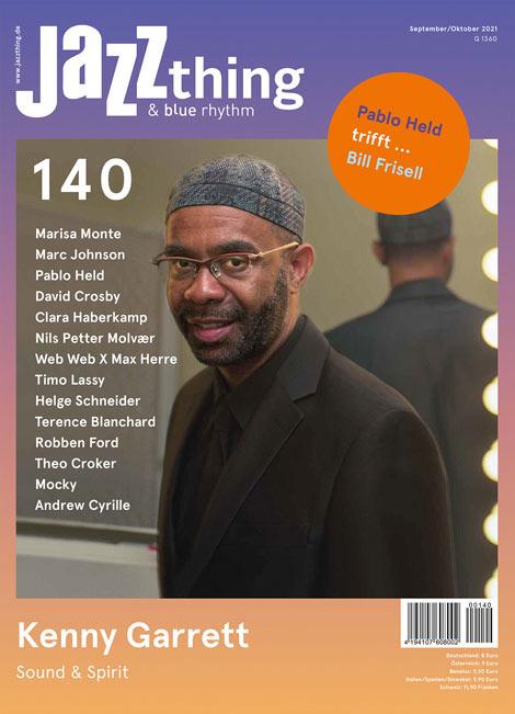 Ausgabe 140 Kennys Garrett (Cover)