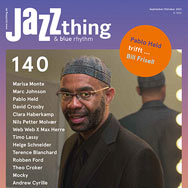 Jazz thing 140 (Cover)
