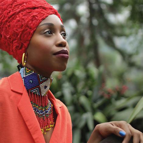 Jazzmeia Horn  (Foto: Emmanuel Afolabi)