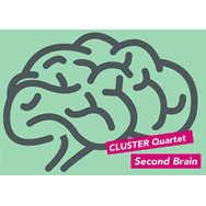 Katrin Scherer's CLUSTER Quartet – Second Brain (Cover)