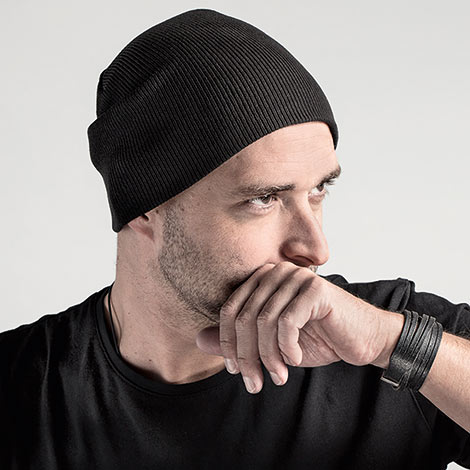 Andreas Schaerer (Foto: Reto Andreoli)